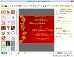 wedding invitation software free wedding invitation maker software wedding cards maker