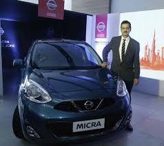 nissan india nissan launches new u0027intelligent u0026 sporty u0027 micra in india auto
