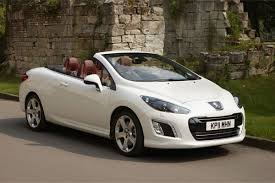 peugeot cabriolet peugeot 207 cc 2007 car review honest john