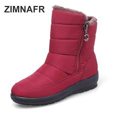 s boots waterproof zimnafr brand boots s boots waterproof antisikd ankle