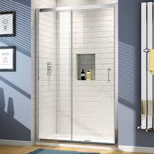 1200mmx760mm designer frameless sliding door shower enclosure 8mm