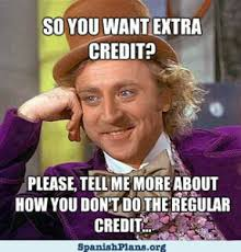 Willy Wonka Meme - 10 absolutely spot on teaching memes extra credit willy wonka and