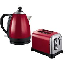 Amazon Dualit Toaster Red Kettle U0026 Toaster Sets Home