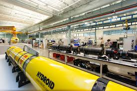 advanced manufacturing marine robotics and other high tech add to