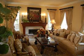 living room laminate floor bookcases curtains chandeliers