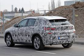 crossover cars bmw this is our best look yet at the new bmw x2 suv by car magazine