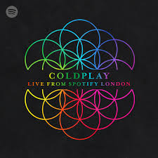 christmas lights cold play coldplay u2013 live from spotify london out now coldplay