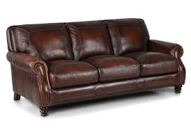 Leather Sofa Packages Darby Home Co Goldhorn Leather Sofa Reviews Wayfair