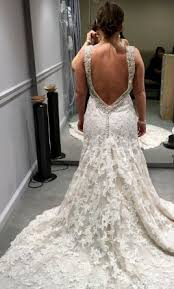 danielle caprese wedding dress danielle caprese 1 800 size 12 used wedding dresses