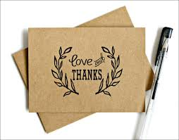 vintage cards 7 vintage thank you cards free sle exle format free