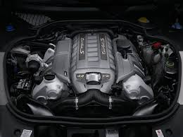 porsche v8 2012 panamera turbo s 550hp 4 8l v8 engine eurocar news