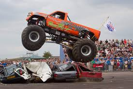 monster truck show boston why do you like pick up trucks askanamerican