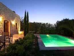 Dauer Landscape Lighting by Stone Villa With Pool U0026 Fantastic Sea Views Vrbo