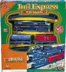 int l express battery operated set 19 pieces