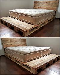 handcrafted pallets wooden recycling ideas wood pallet furniture