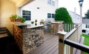outdoor deck and patio kitchen designer and contractor u2013 amazing decks