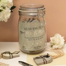wedding wish jar east of india wedding wishes jar temptation gifts