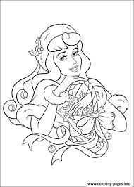 princess christmas coloring pages printable incredible