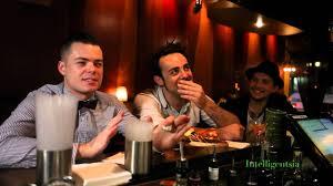 Dan Gregory Dan Gregory Black Pearl U0026 The Attic Cocktail Bar Melbourne