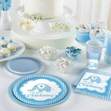 Baptism Party Decorations Baby Christening Party Party Delights