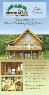 cabin layouts cabin plans rustic ozark log cabins