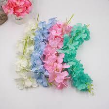 1pcs rattan strip wisteria artificial flower vine for wedding home