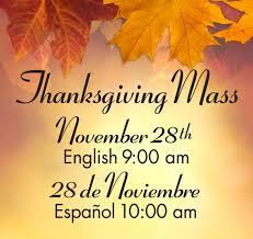 thanksgiving holyrosarydenver