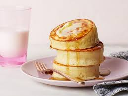 cuisine pancake fluffy japanese pancakes recipe food kitchen food