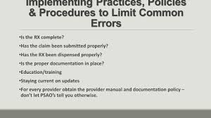 best practices for avoiding or surviving an audit ppt download