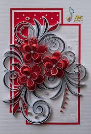 the 25 best quilling ideas on quiling paper