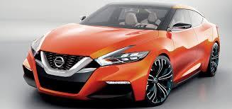 nissan sport 2018 updated 2014 nissan sports sedan concept brings 3 5 in lower