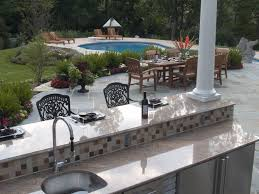 Designs For Outdoor Kitchens by 30 Outdoor Kitchen Designs U0026 Ideas For Your Backyard