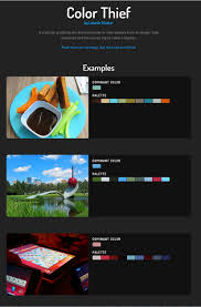 Color Scheme Picker by Color Analysis When Designing For Mobile Devices Part 2 Color
