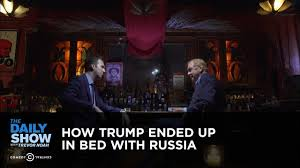 bedroom images how trump ended up in bed with russia the daily show youtube