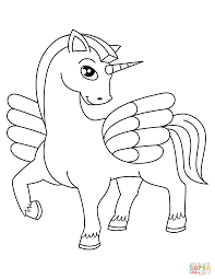 Unicorn Coloring Pages Free Coloring Pages Unicorn Coloring