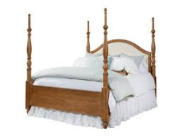 Poster Bed by Magnolia Home By Joanna Gaines Primitive King Camelback Poster Bed