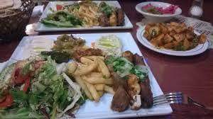 cuisine libanaise bruxelles le d un fan de sonny crockett la couronne restaurant syrien
