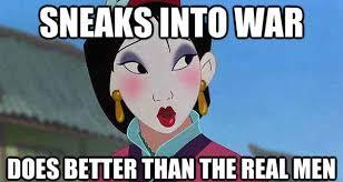 Quick Memes - mulan memes funny jokes about disney animated movie