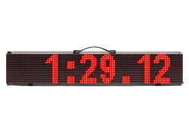 16x96 pixel microtab led display kit displays and scoreboards