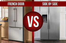 side by side vs french door refrigerators i76 all about best home