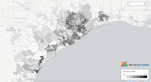 Galveston Zip Code Map by 71 High Risk Homes Uninsured For Flood In Areas Impacted By Harvey