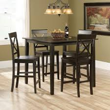 Counter Height Dining Room Set by Edge Water 5 Piece Counter Height Dinette Set 416871 Sauder