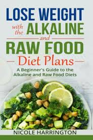 lose weight with the alkaline and raw food diet plans a