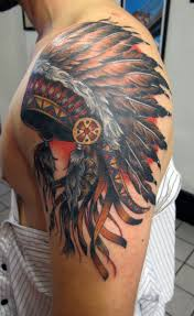 indian tribal tattoos design idea for and