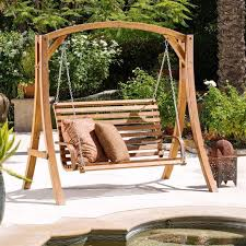 Outdoor Furniture At Home Depot by Best Wooden Porch Swings Home Ideas U2014 Jburgh Homes