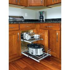 Roll Out Trays For Kitchen Cabinets by Shelves 2625 In H X 5 In W X 1075 In D Pull Out Kitchen Shelves