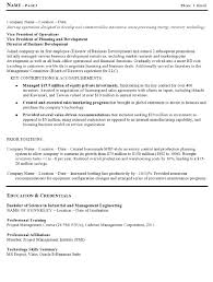 Resume Template Examples by Sample Resume For Factory Worker Resume Samples Resume Sle For