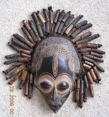 Design Your Own Home Easily Simple African Tribal Mask With Regard To African Tribal Masks