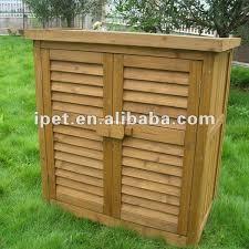 armadi in legno per esterni grande economici esterni da giardino in legno armadio di