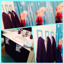 Girls Bathroom Decorating Ideas by Disney Frozen Bathroom Decor Frozen Pinterest Disney Frozen